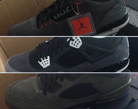 Jordan athlete Jared Sullinger spent his time at Ohio State wearing some  sick Air Jordan signatures so it made sense for him to sign with the brand  when he ...