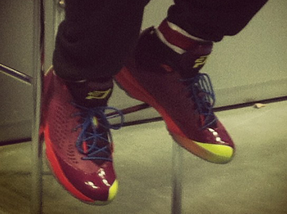 76bcc4a124cac7 The Jordan CP3.VII has yet to be officially unveiled to us over here in the  States