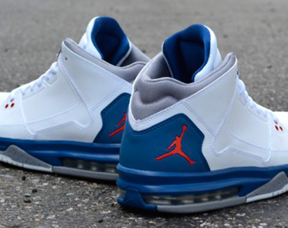 "Jordan Flight Origin: ""True Blue"""