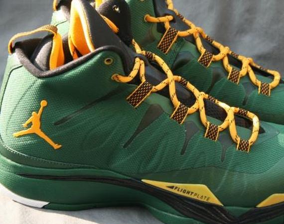 Jordan Super.Fly 2: Green – Yellow