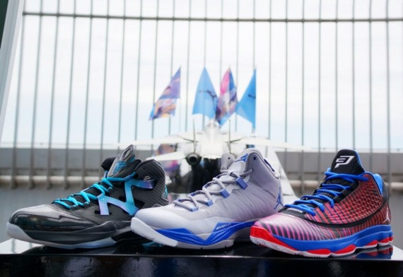 They showed off the technology that went into last year s shoes like the Air  Jordan XX8 . 37882572216a
