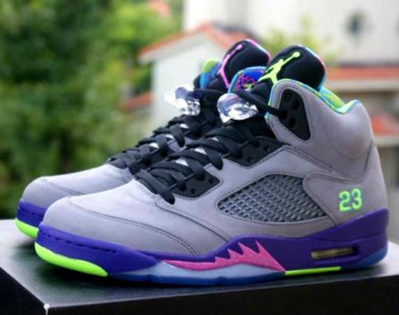 """Air Jordan V: """"Bel Air"""" – Release Date"""