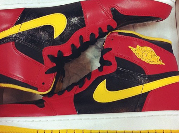 Air Jordan 1 Retro High OG: Atlanta Hawks