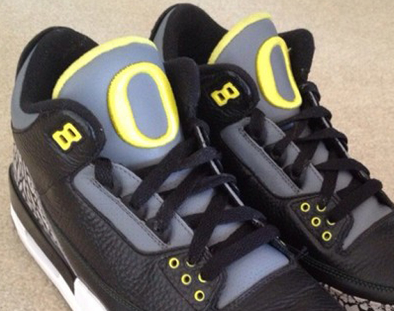 Air Jordan III: Un Pit Crew   Available on eBay