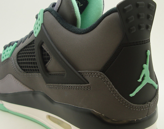 Air Jordan IV: Green Glow   Release Reminder