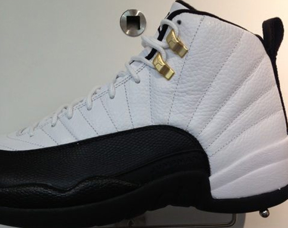 """sale retailer ebc05 17550 The Air Jordan XII """"Taxi"""" will release this December 14th. The shoe that last  saw a release in 2008 as part of the coveted Collezione Package is named  after ..."""