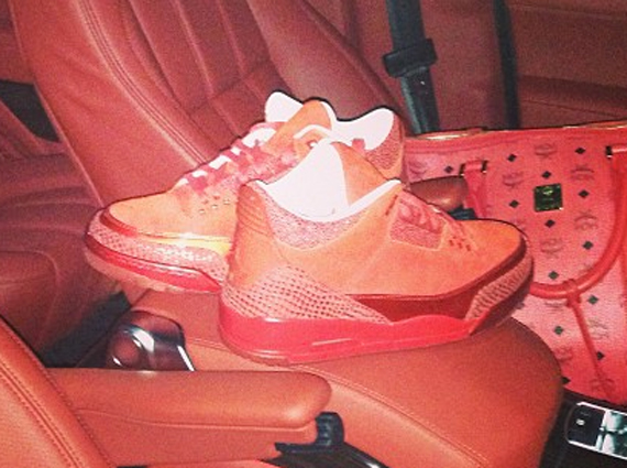 """Justin Timberlake and his fans aren t the only ones that have gotten ahold  of the new Air Jordan III  """"Legends of Summer"""" as DJ Khaled took to his  Instagram ... c749aa22df0b"""