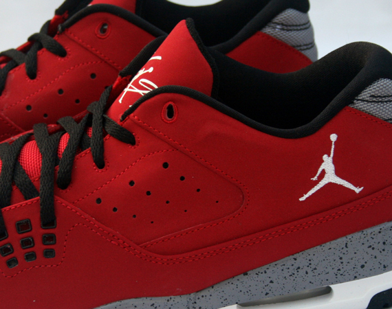 "At first glance this Jordan SC-1 Low begs the question  where were you when  the Air Jordan IV ""Toro"" dropped a few weeks ago  Perhaps it was the fact  that ... 68237a88b"