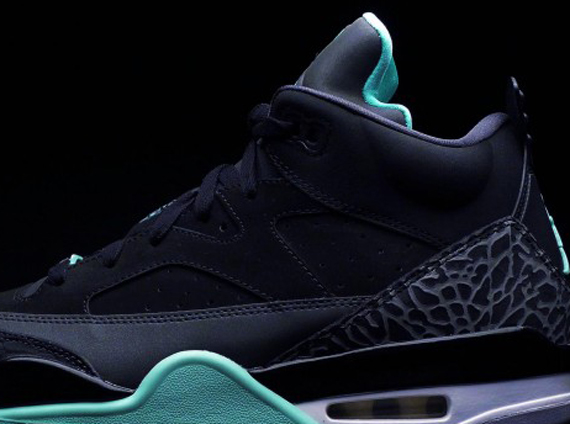 "9b48d00c7a977d The Jordan Son of Mars Low will release in a new ""Green Glow"" colorway on  August 31st"