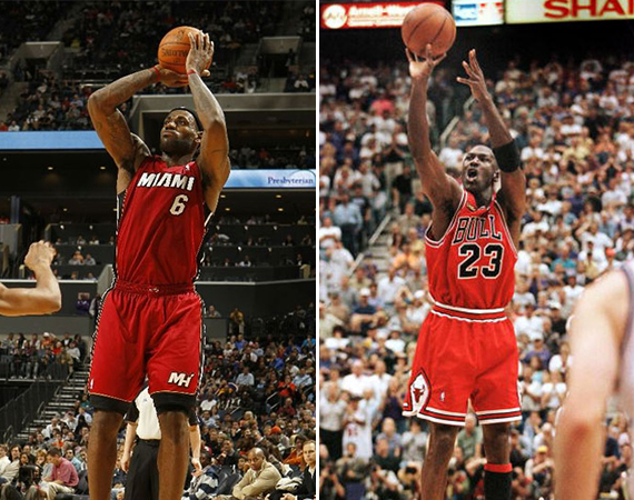 Michael Jordans Forgotten Advantage Over LeBron