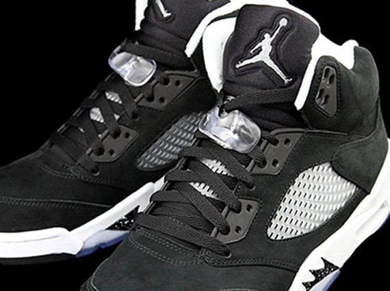 "Air Jordan V: ""Oreo"" – Release Date"