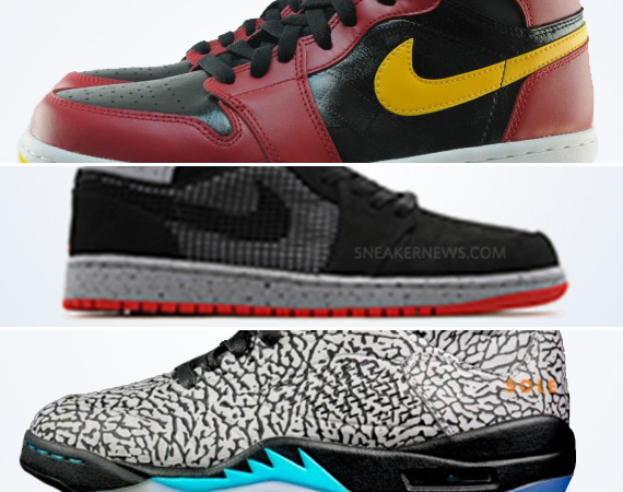 September 2013 Air Jordan Retro Releases
