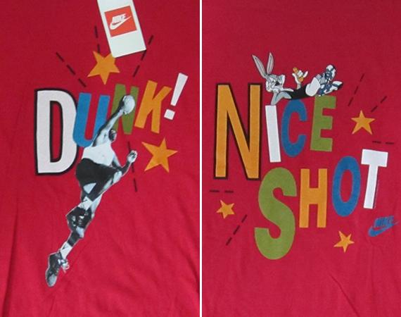 Vintage Gear: Hare Jordan Nice Shot T Shirt