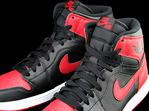 Bred Air Jordan 1 Retro High OG