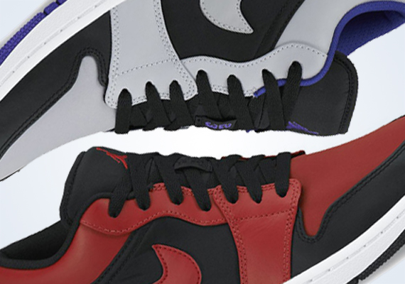 Air Jordan 1 Low: Spring 2014 Preview