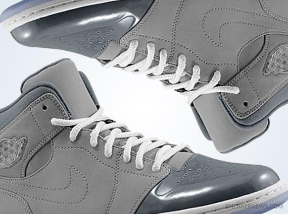 "1a36cd47a8a The Air Jordan 1 '95 has so far appeared in classic Air Jordan 11 schemes  like the Air Jordan XI ""Concord"", Air Jordan XI ""Bred"", and this upcoming  Holida."