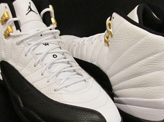Air Jordan 12: Taxi   Available Early on eBay