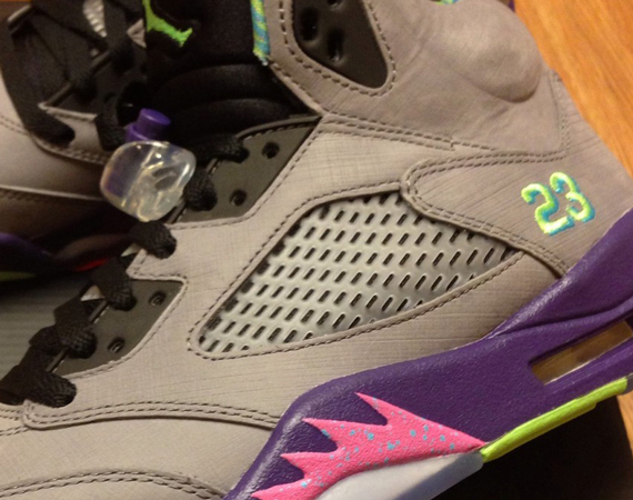 Air Jordan V: Bel Air   Available Early on eBay