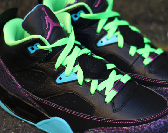 """separation shoes 0759d 851df The Jordan """"Bel-Air"""" Collection starts to hit retail shelves come October  and one of the first pairs to do so will be the Jordan Son of Mars Low."""