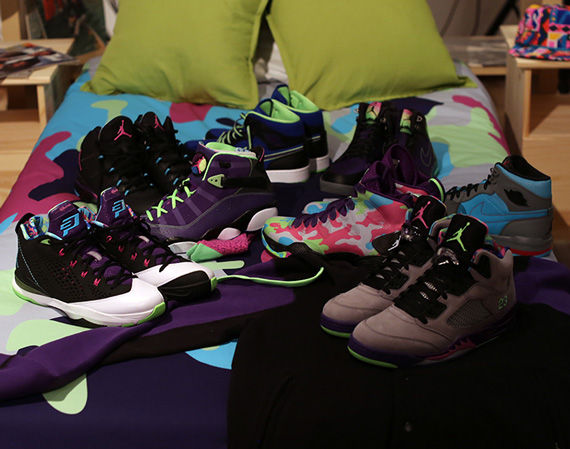 Jordan Brand Holiday Bel Air Collection Preview