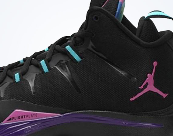 """hot sale online 75ae7 a611f ... the plethora of models that are being hit with the """"Bel-Air"""" scheme  (practically the entire Jordan catalogue of hybrids and non-signatures)  Blake Griff."""