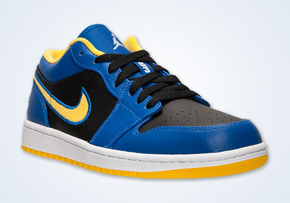 Air Jordan 1 Low: Laney
