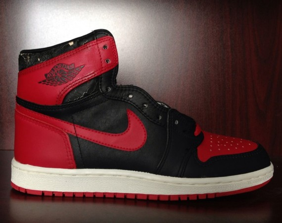 Air Jordan 1 Retro: Bred 1985 OG Pair   Available on eBay