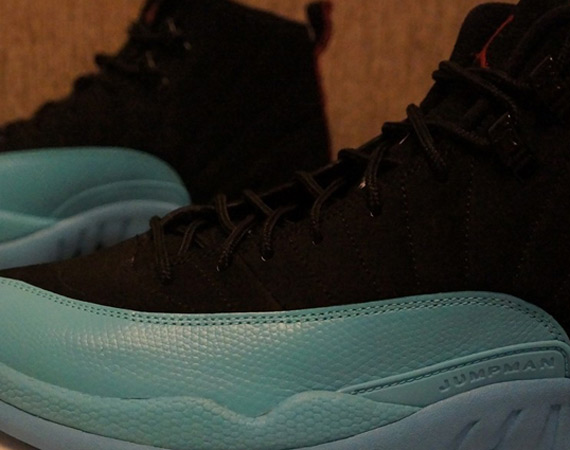 Air Jordan 12: Gamma Blue
