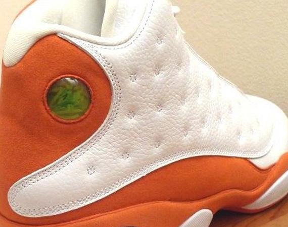 Air Jordan XIII: Gerald Wallace Bobcats Home PE