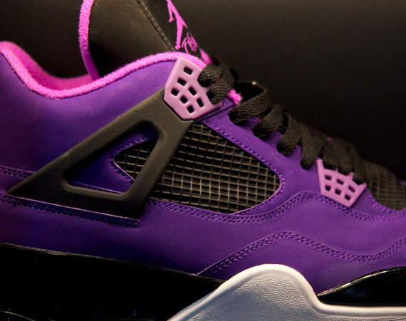 Air Jordan IV: Nitro
