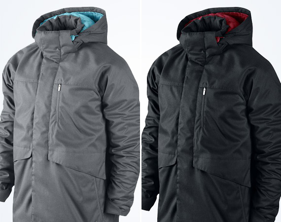Jordan Brand 550 Down Winter Parka