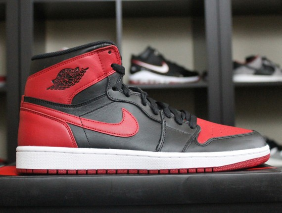 Air Jordan 1 Bred   Available Early on eBay