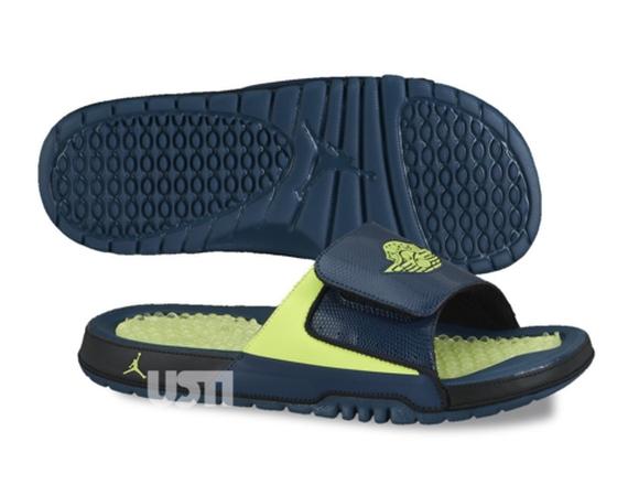 Jordan Hydro 2. Color  Nightshade Volt Ice-Black Style Code  644935-303.  Price   52 679fbe63c
