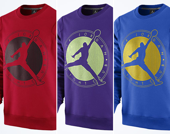 Jordan Brand Flight Club Crewneck Sweatshirt