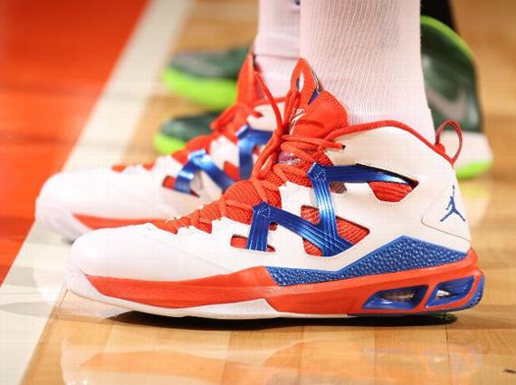 Jordan Melo M9: Knicks Home PE