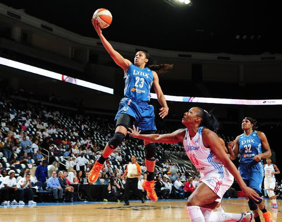 Jordan Athlete Maya Moore Wins 2nd WNBA Title in 3 Years