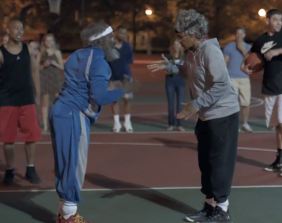 Jordan Athlete Maya Moore in Pepsi Max   Uncle Drew: Chapter 3