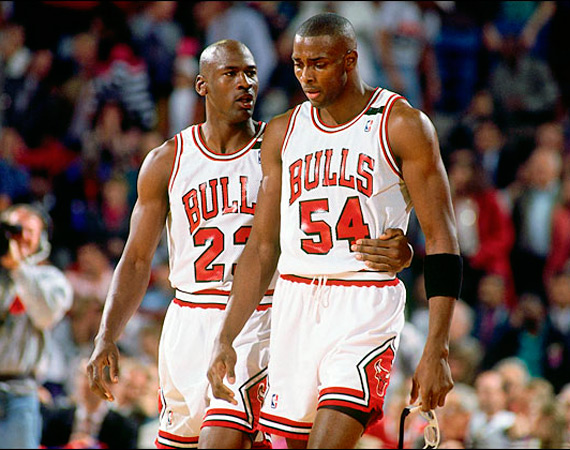 Horace Grant: Michael Jordan Could Average 45 Points in Todays NBA