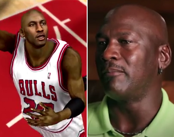 NBA 2K14 Presents Michael Jordan Uncensored