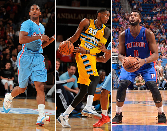 NBA Jordans on Court: Weekend Recap   10/18   10/20