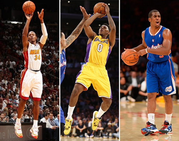 NBA Jordans on Court: Opening Night Recap