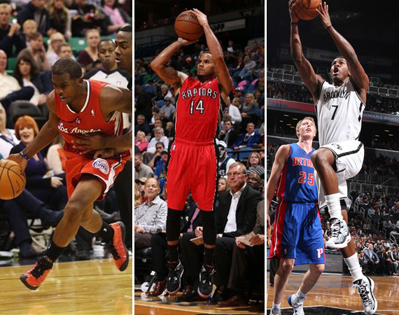 NBA Jordans on Court: Weekend Recap   10/11   10/13