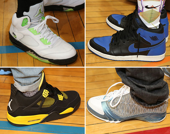 Sneaker Con Chicago October 2013: On Feet Recap