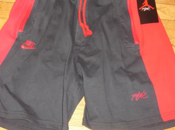 Vintage Gear: Air Jordan IV Flight Shorts