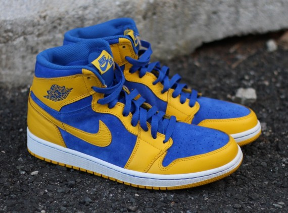 Air Jordan 1: Laney   Arriving at Retailers