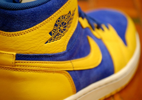 Air Jordan 1: Laney   Release Reminder
