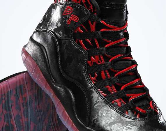 Air Jordan 10: Doernbecher : Official Image