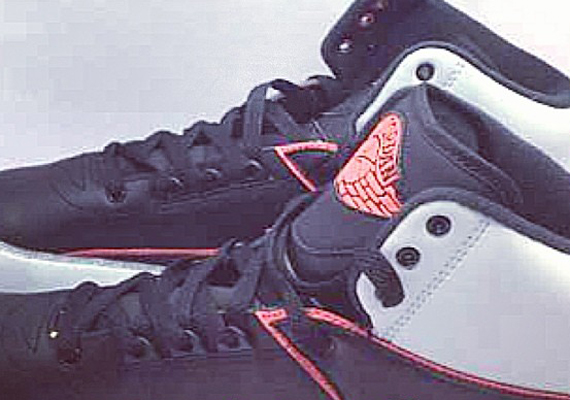 Air Jordan 2: Cool Grey   Red