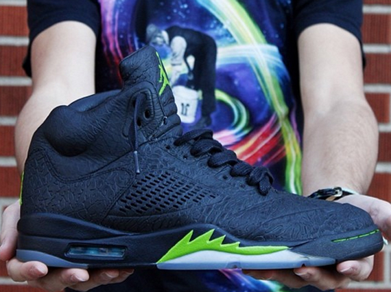 "The Air Jordan 5 ""3Lab5"" turned enough heads when the initial retail version  hit store shelves – in fact one could argue that the mismatching of the Air  ... 2a45a01242"