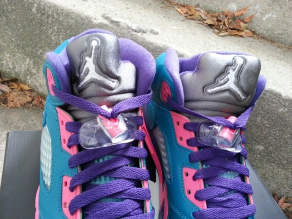 33427d1f78d01e air-jordan-5-gs-tropical-teal-club-pink-purple-04-570x427 - Air ...